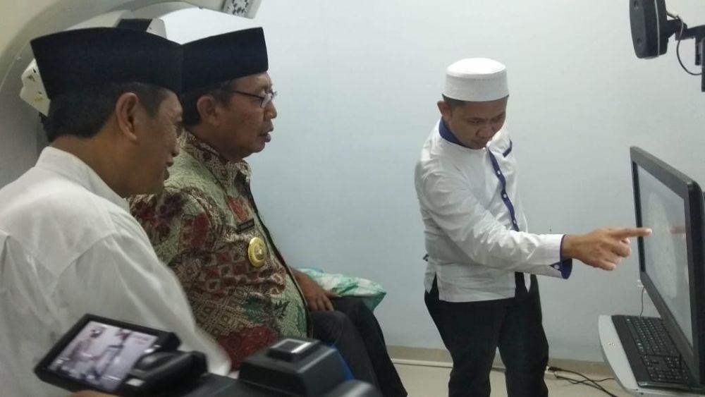 Jelang Sidang Gugatan MK, Bupati Minta Warga Tak Berangkat Ke Jakarta