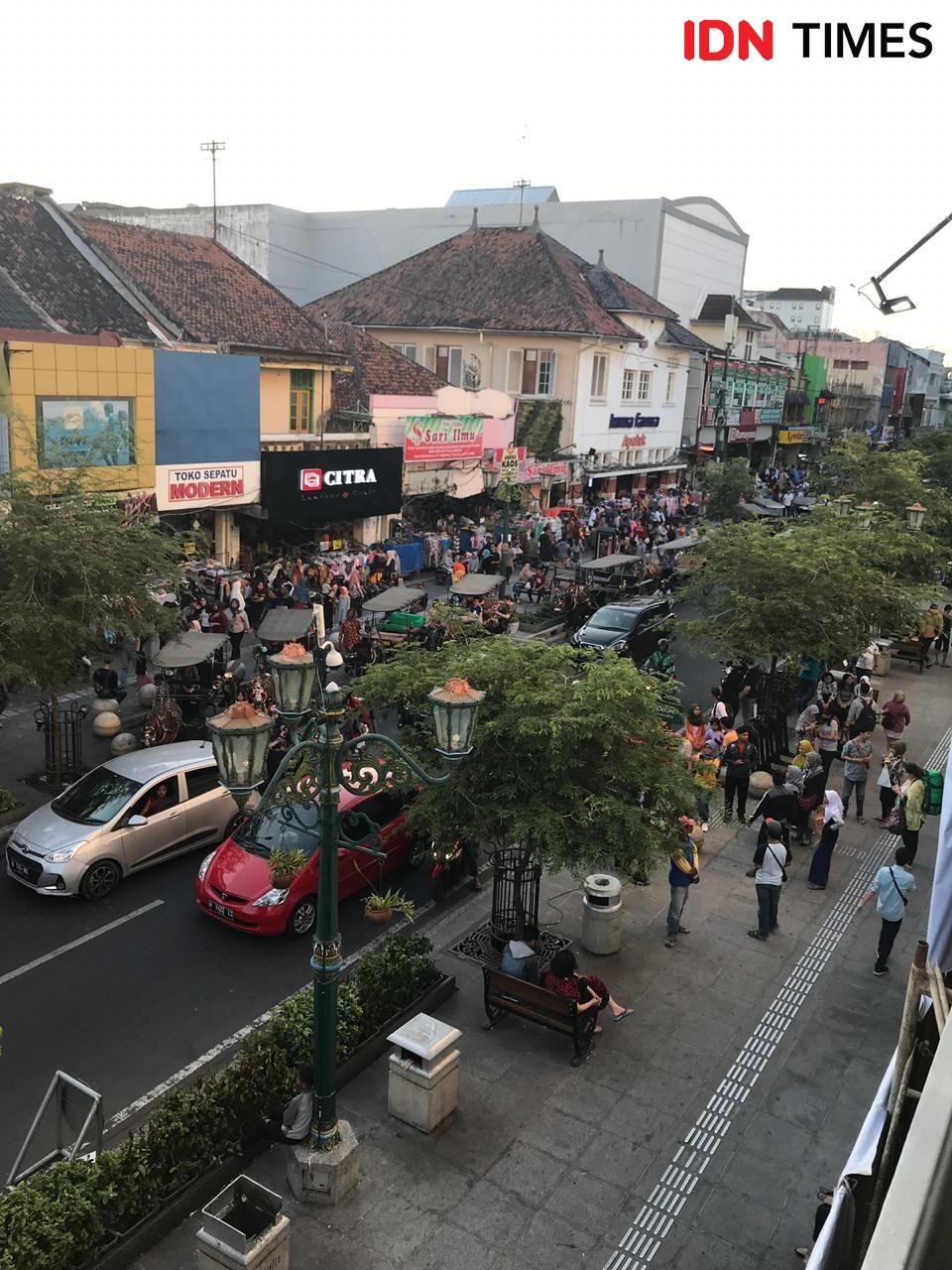 Sejarah Jalan Malioboro, Ikon Yogyakarta yang Punya Makna Mendalam