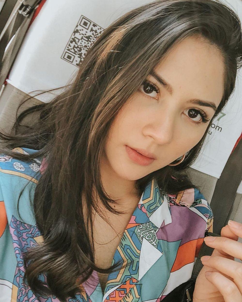 10 Pesona Jessica Mila yang Santer Dikabarkan Dekat dengan Al Ghazali