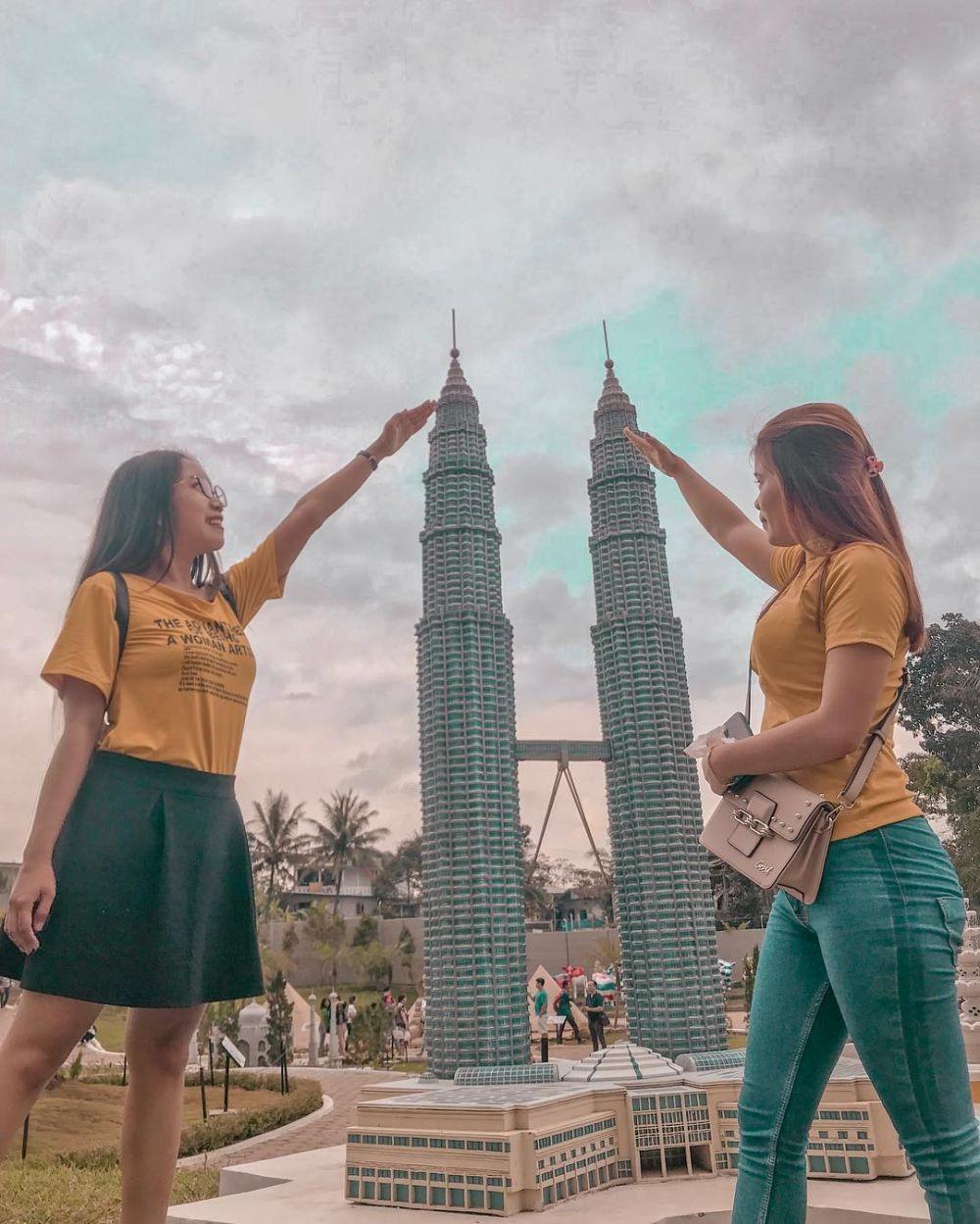 11 Potret Mini Mania, Taman Miniatur Baru di Semarang yang Hits Banget