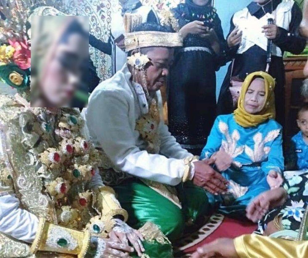 Kisah Nyata! Kenalan di Facebook, Duda 41 Tahun Menikahi Siswi SMP