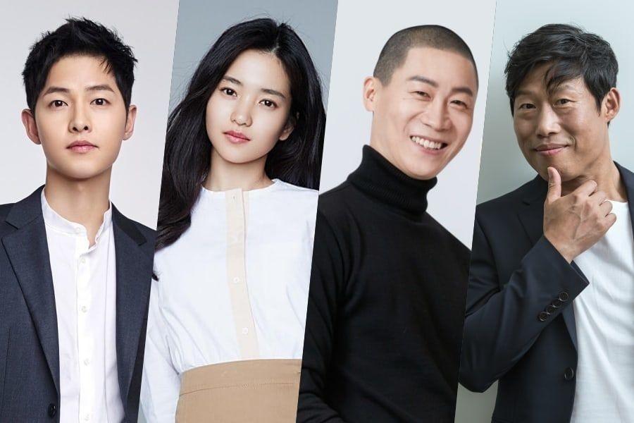 Inilah 5 Fakta Film Terbaru Song Joong Ki yang Duet dengan Kim Tae Ri