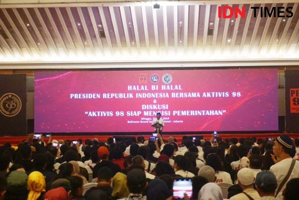 Diusulkan Jadi Menteri, Adian Napitupulu: Saya Gak Kuat Ikuti Jokowi!