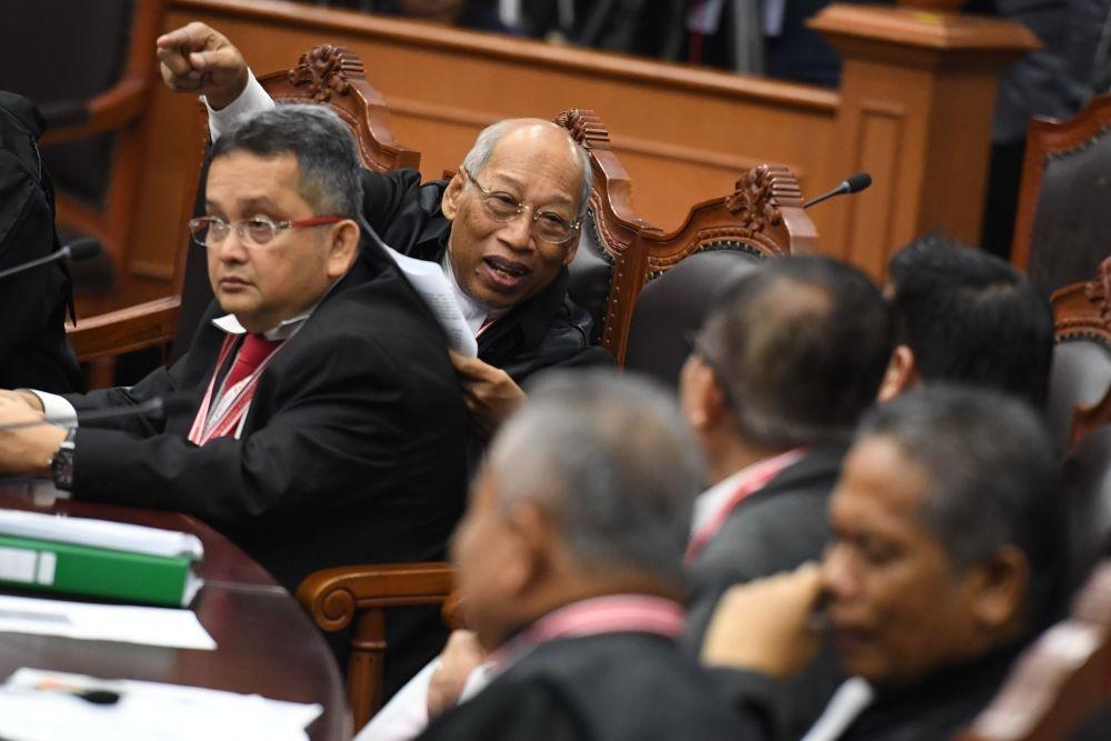 [LINIMASA] Sidang Sengketa Pilpres 2019 di Mahkamah Konstitusi