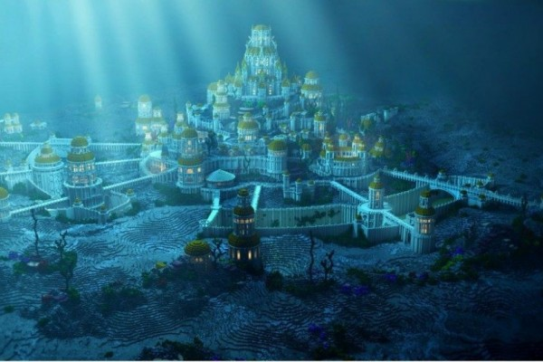 Ini 9 Bukti yang Membuat Para Ahli Percaya Atlantis Nyata Ada di Bumi