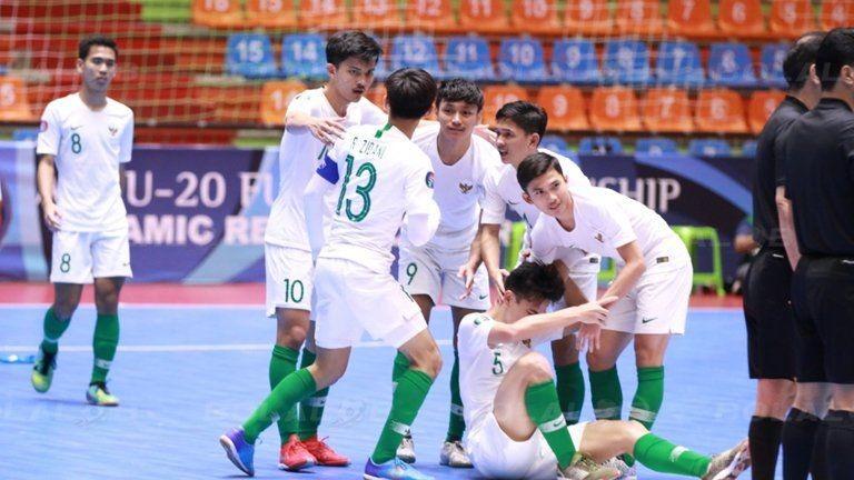 Tampil Perkasa, Timnas Futsal Indonesia Catat Sejarah di AFC Cup U-20