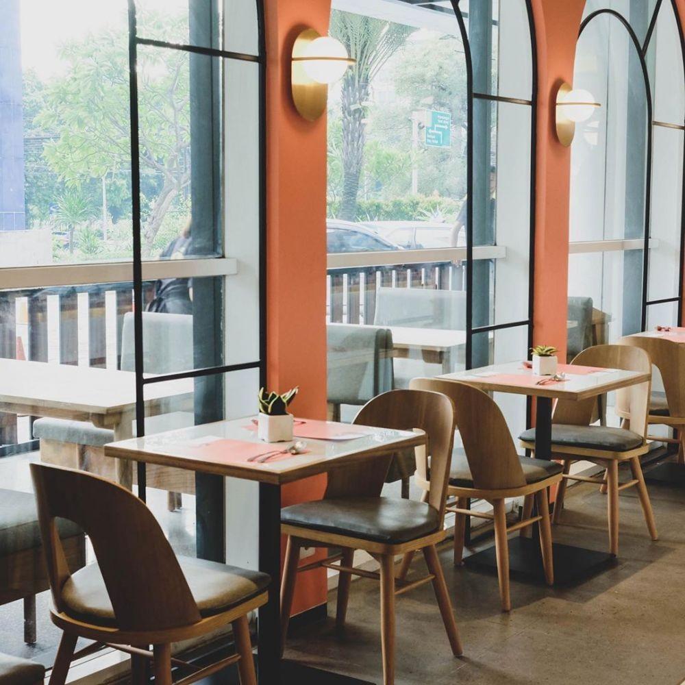 Kafe Chef Renatta Moeloek Ini Instagramable Abis! Berikut 10 Potretnya