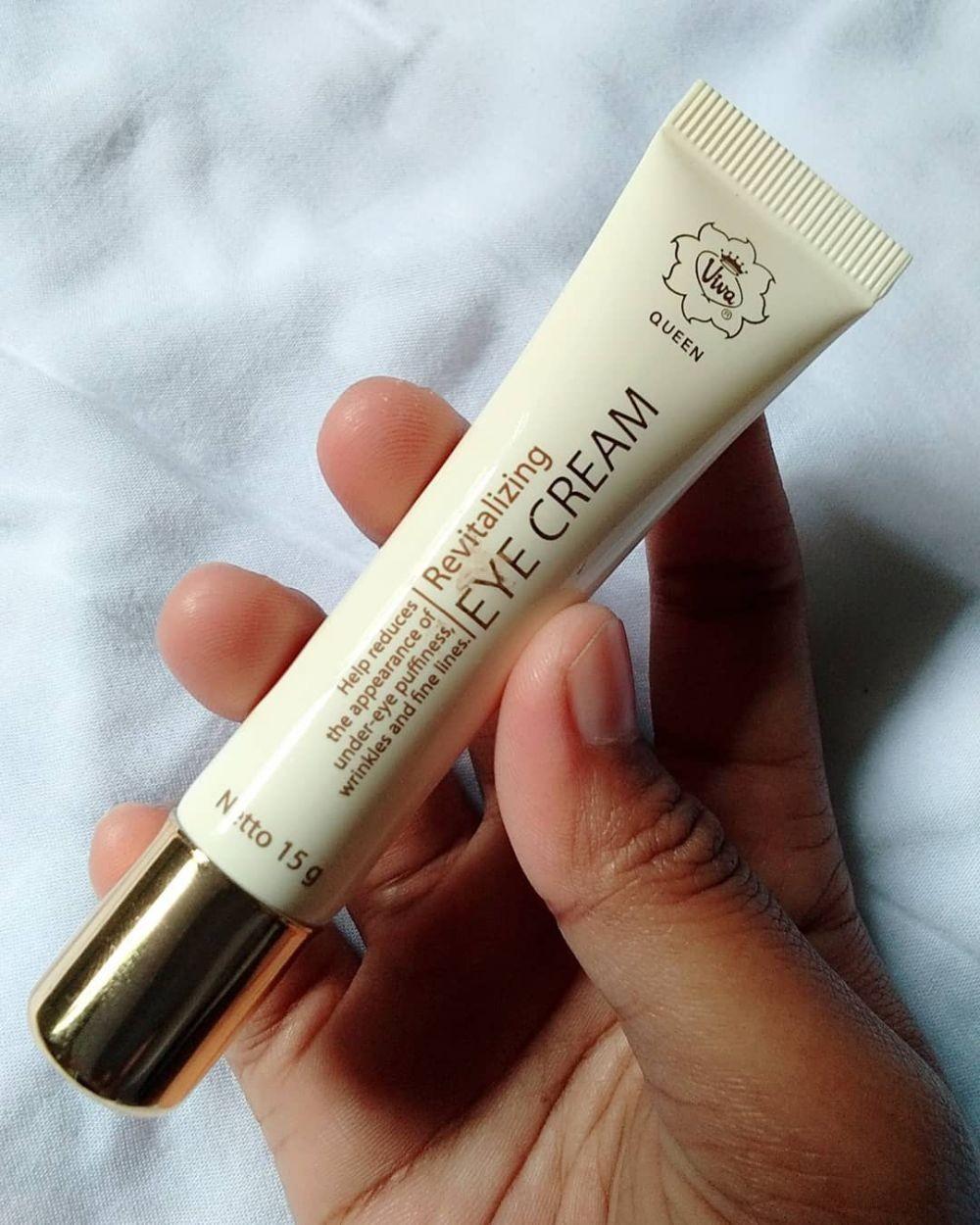 5 Eye Cream Terbaik dengan Harga yang Terjangkau