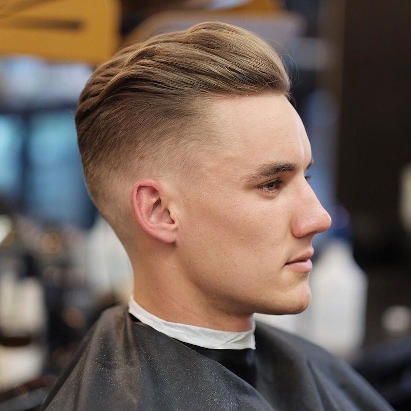 12 Model Rambut Klasik Pria dengan Sentuhan Modern