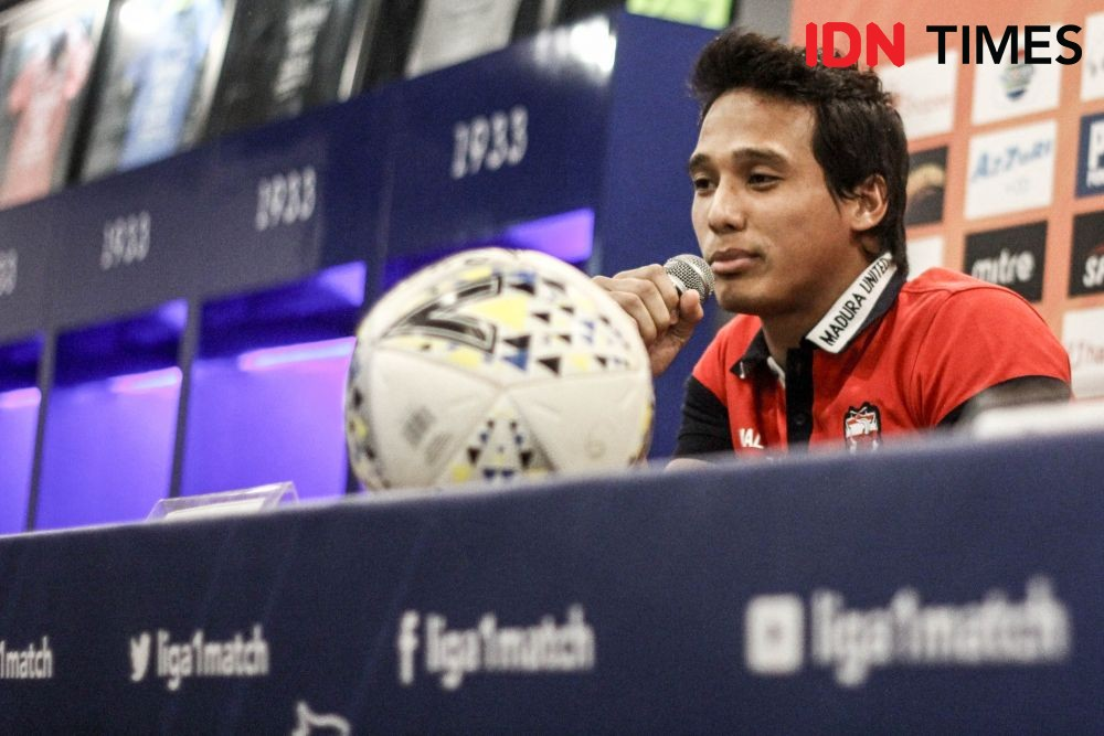 Rebut Poin Penuh, Madura United Tak Mau Gegabah Hadapi Persib
