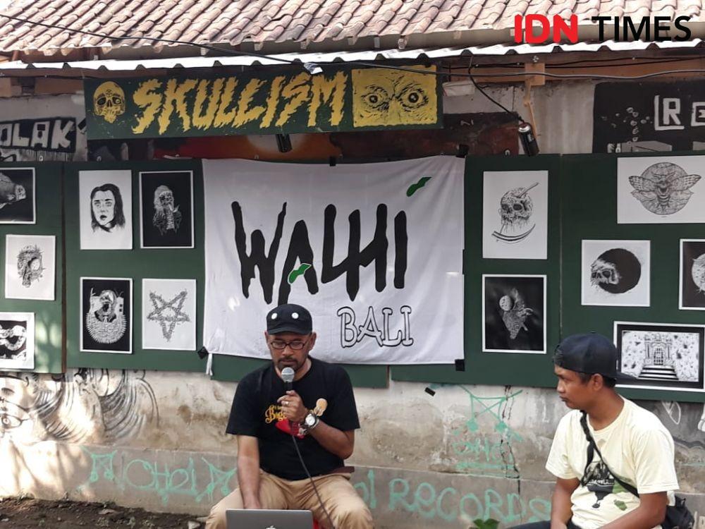 Walhi Bali Desak Proyek yang Rusak Lingkungan Dicabut dari RZWP3K