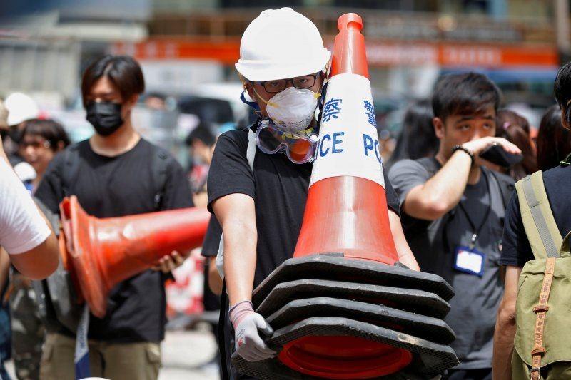 Demonstran Ingin Negara Asing Bantu 'Bebaskan Hong Kong' dari Tiongkok
