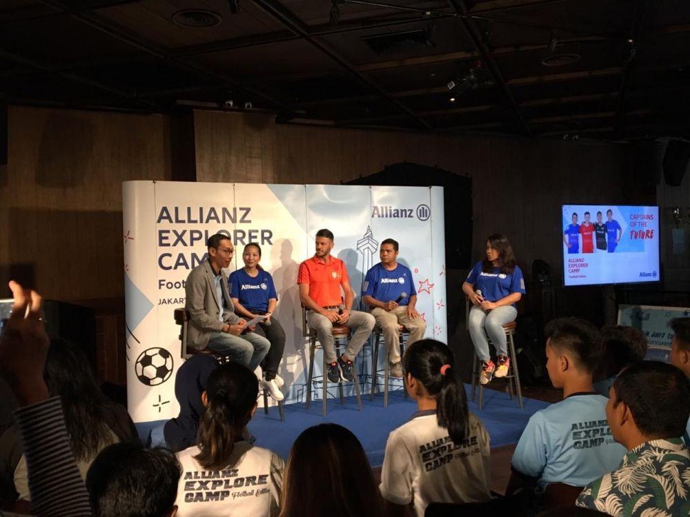 8 Remaja Ikuti Program Allianz Explorer Camp diJerman dan Singapura
