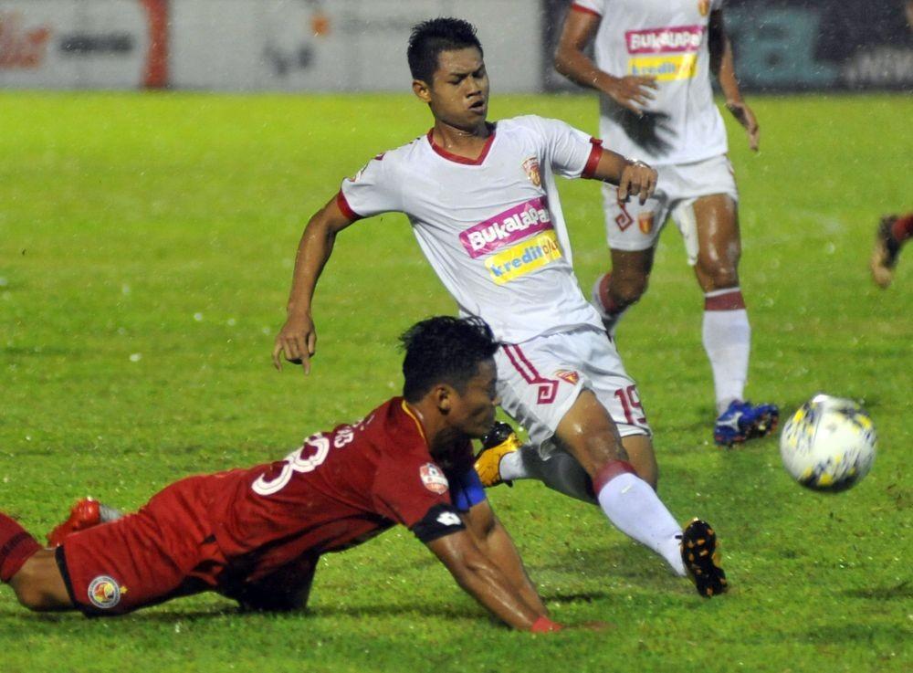 Ditahan Imbang Persib di Kandang, Pelatih Badak Lampung Malah Senang