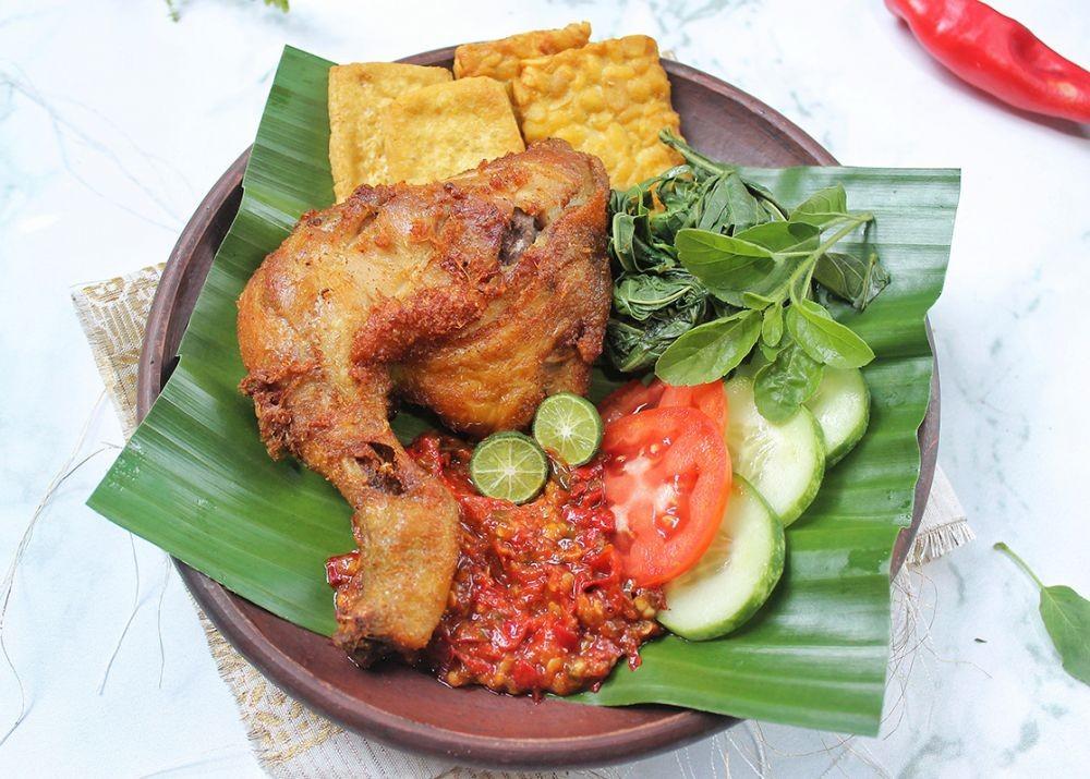 5 Resep Ayam Penyet Yang Enak Dan Cara Membuatnya Mudah