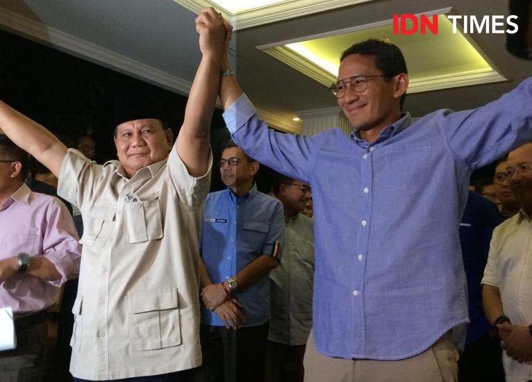 Gerindra: Pertemuan Jokowi-Prabowo Hanya Soal Waktu