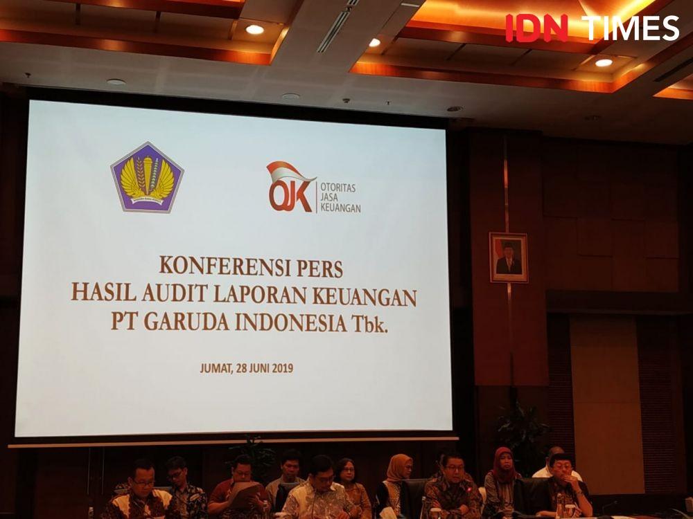 8 Masalah Melilit Garuda Indonesia. Ada Apa denganmu?