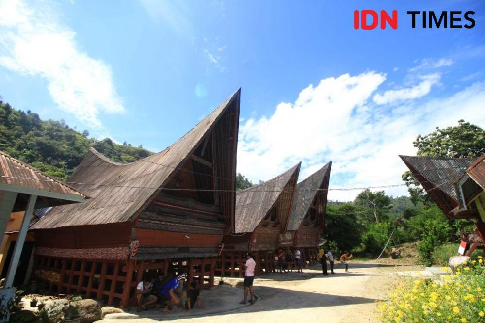 [FOTO] Mau Tahu Kehidupan Suku Batak? Yuk Bermalam di Meat