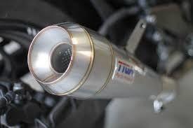 5 Cara Mudah Menambal Knalpot Motor yang Bocor