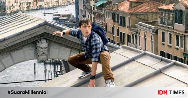 Apakah Spider-Man: Far from Home Punya After Credit Scene?
