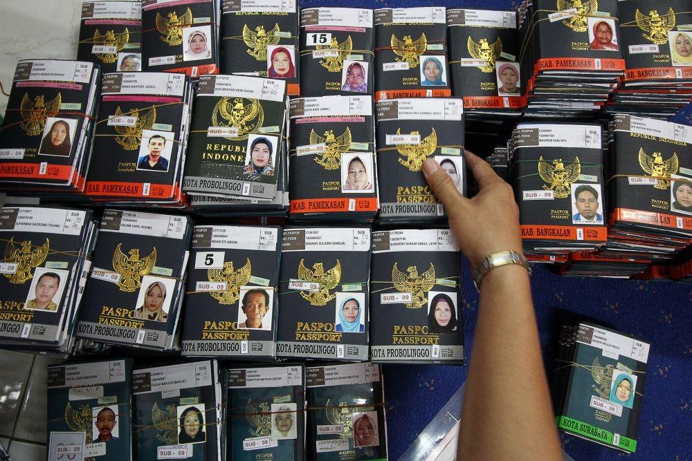 Pencari Suaka Padati Kebon Sirih, Begini Cara Mereka Masuk Indonesia