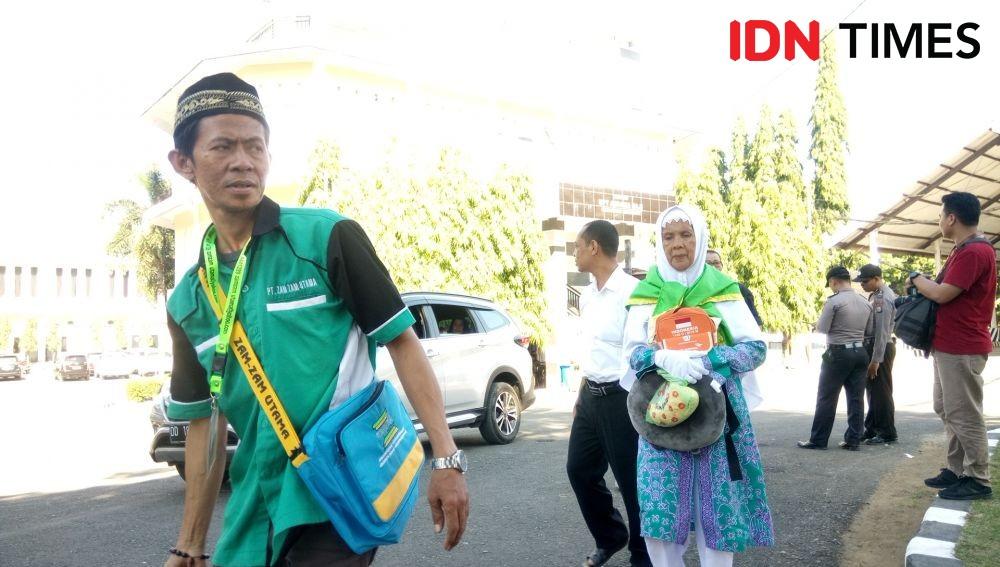 Jemaah Haji Makassar Diimbau Waspadai Cuaca Panas di Saudi