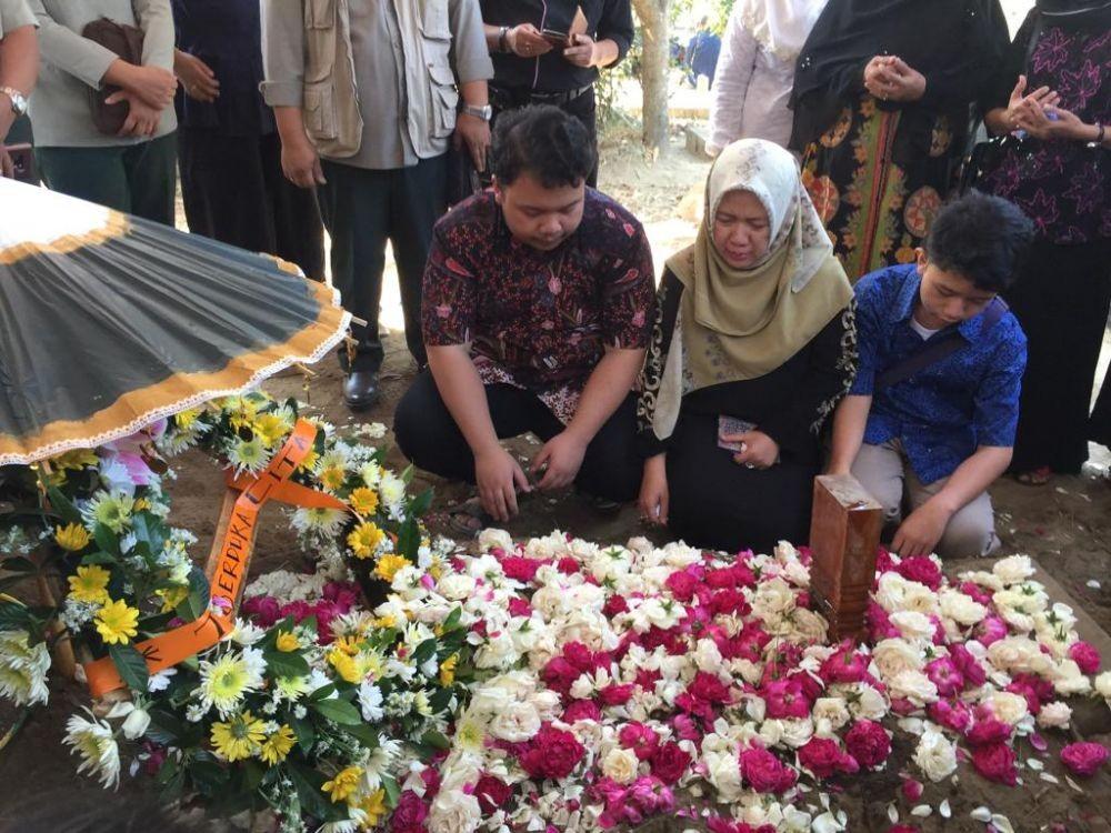 Cerita Ganjil Penggali Makam Jenazah Sutopo di Boyolali