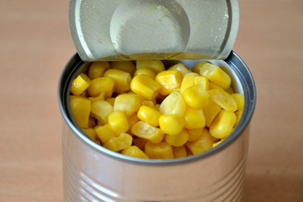 консервированная кукуруза для похудения отзывы