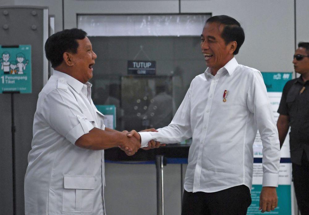 Proses Rekonsiliasi, Gerindra Incar Kursi Ketua MPR RI