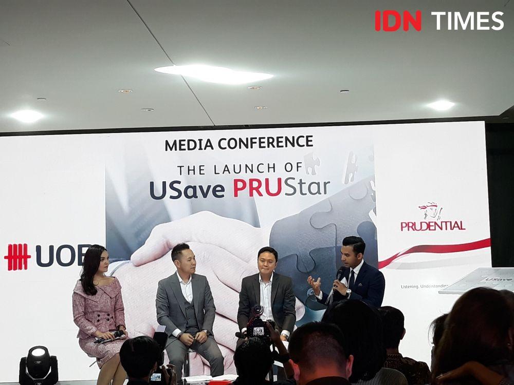 Luncurkan USave PRUStar, UOB Targetkan Premi Rp300 Miliar