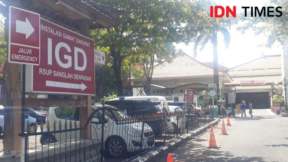 Ketersediaan Oksigen Rumah Sakit di Bali Dipastikan Masih Mencukupi