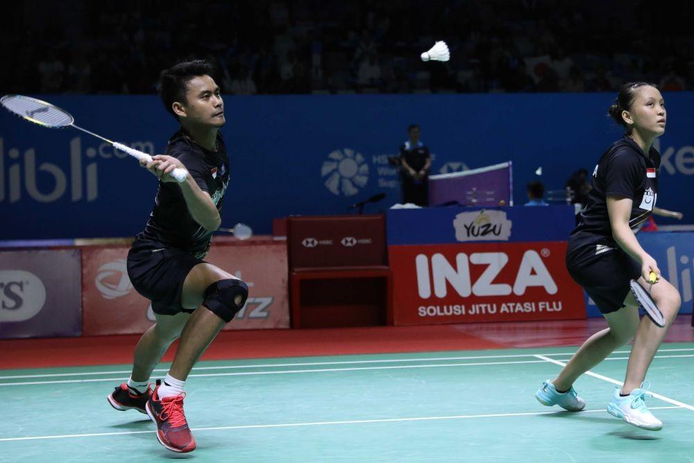 Ulang Tahun, Tontowi Ahmad Lolos ke Perempat Final Indonesia Open 2019