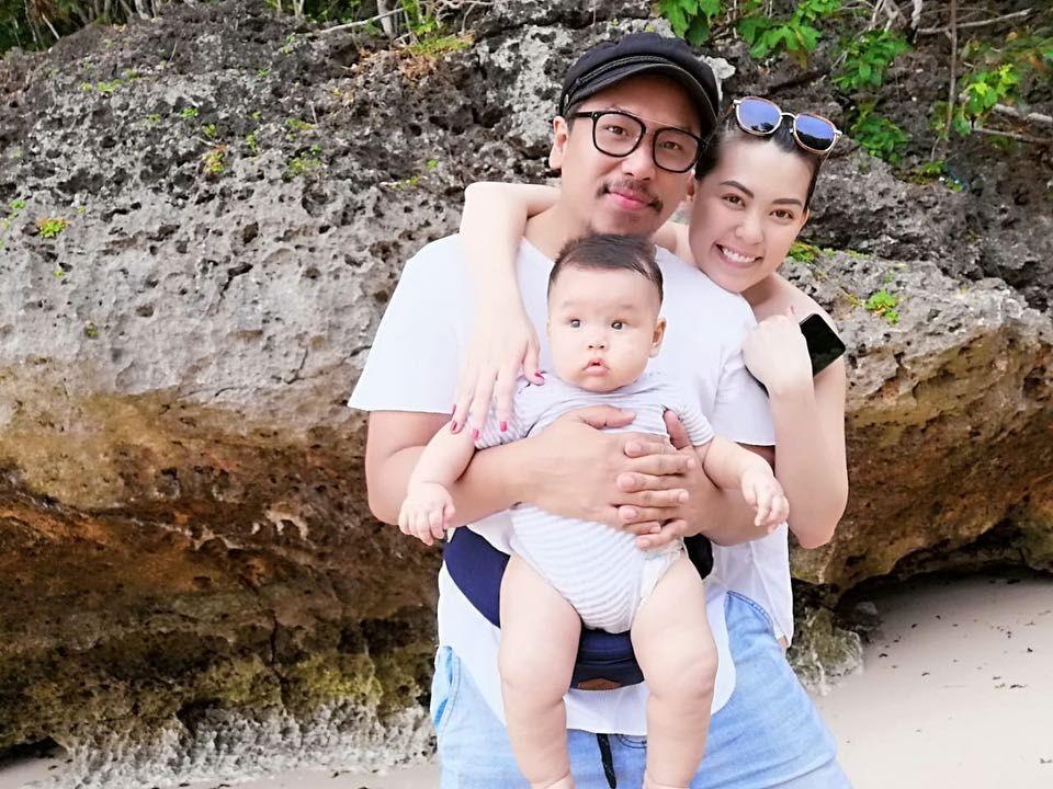 Dua Tahun Menikah, 10 Potret Harmonis Keluarga Sammy Simorangkir