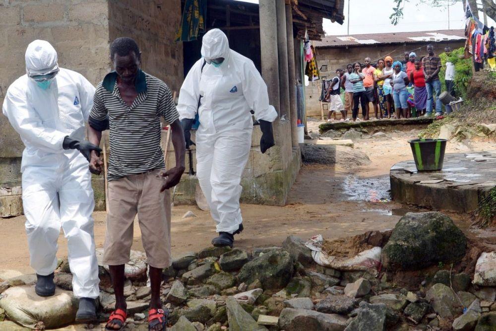 Per Hari Ini, Wabah Ebola Ditetapkan Darurat Internasional oleh WHO