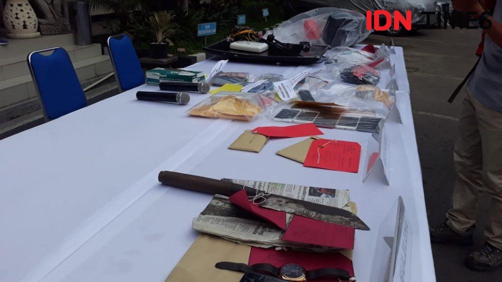 Merusak Citra Bali, Polda Berhasil Menangkap 53 Tersangka Pencurian