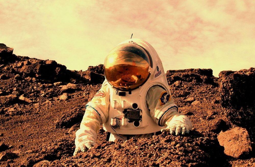 50 Tahun Setelah Apollo 11 Mendarat di Bulan, Berikutnya Planet Mars?