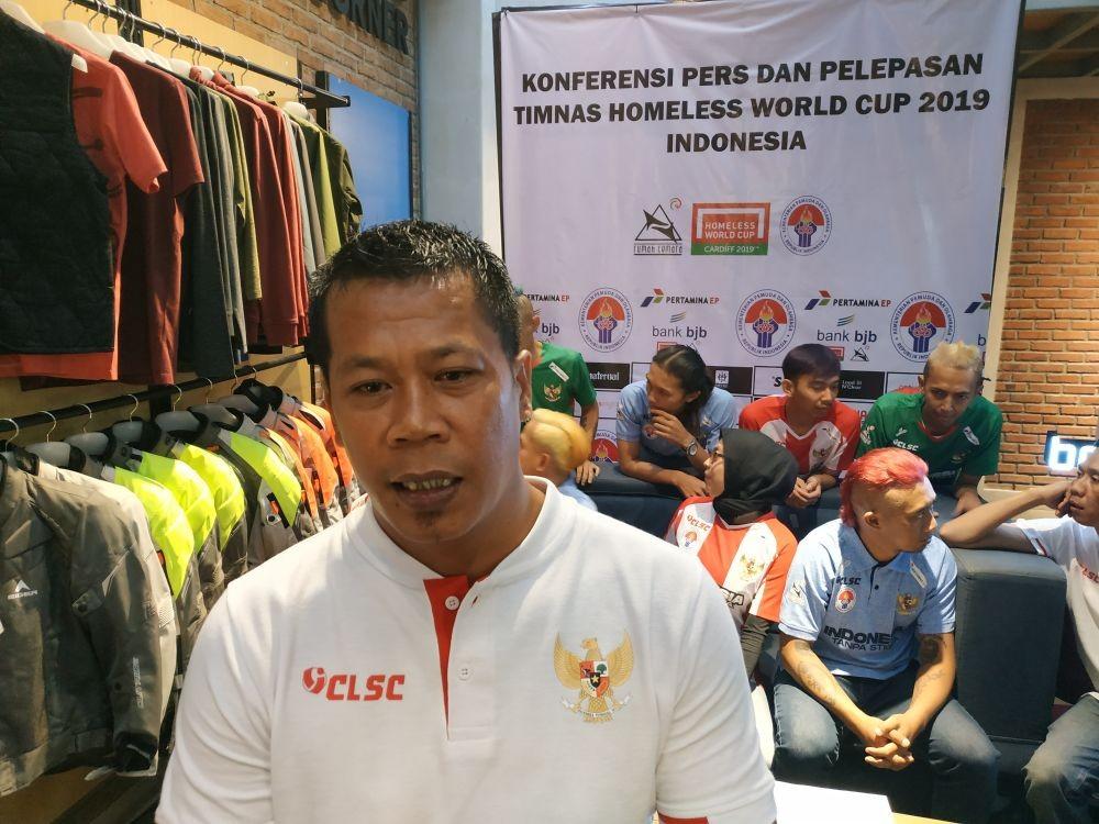 Rumah Cemara Wakili Indonesia di Homeless World Cup (HWC) 2019