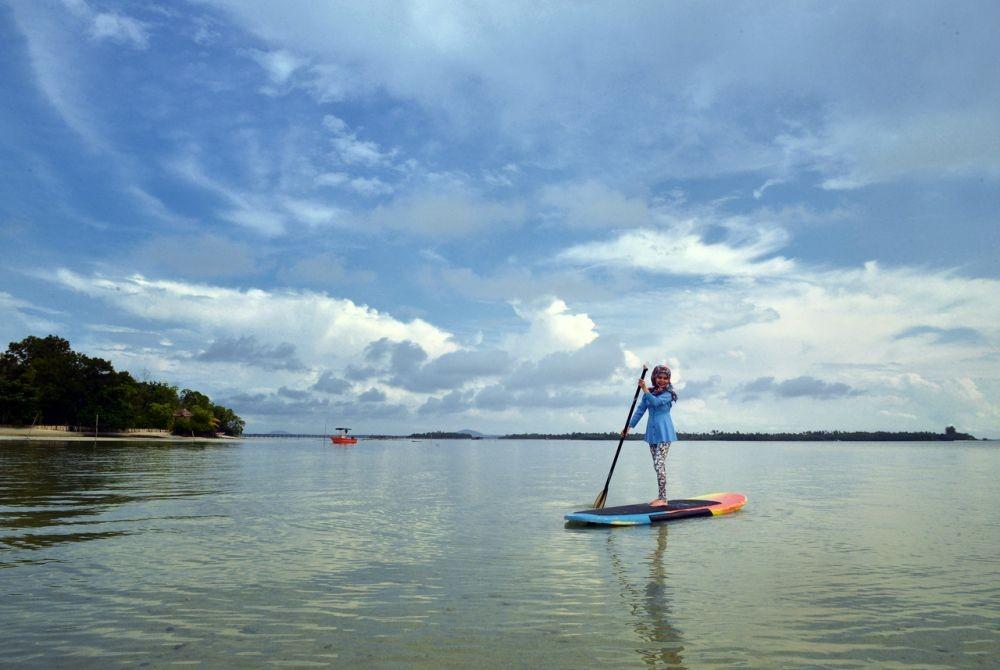7 Lokasi Paddle Terbaik di Dunia, Favorit Menteri Susi & CEO Facebook