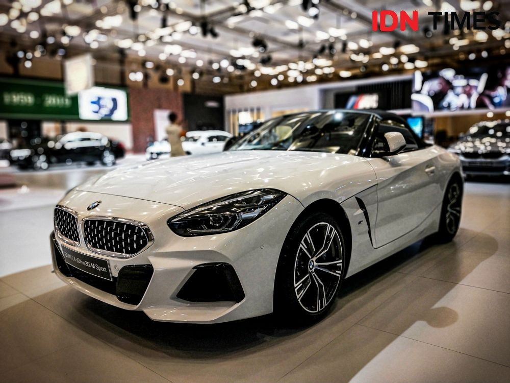GIIAS 2019: Booth BMW dan MINI Favorit Pengunjung