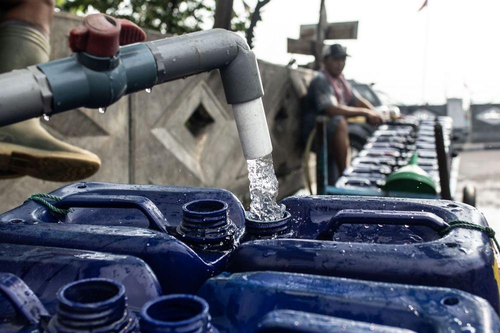 Atasi Stunting, Menteri PMK Soroti Ketersediaan Air Bersih di Serang