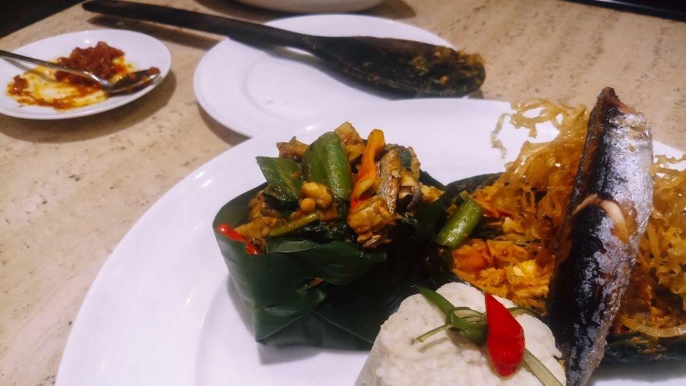 Hotel di Surabaya Ini Hadirkan Berbagai Olahan Talas, Termasuk Nasi