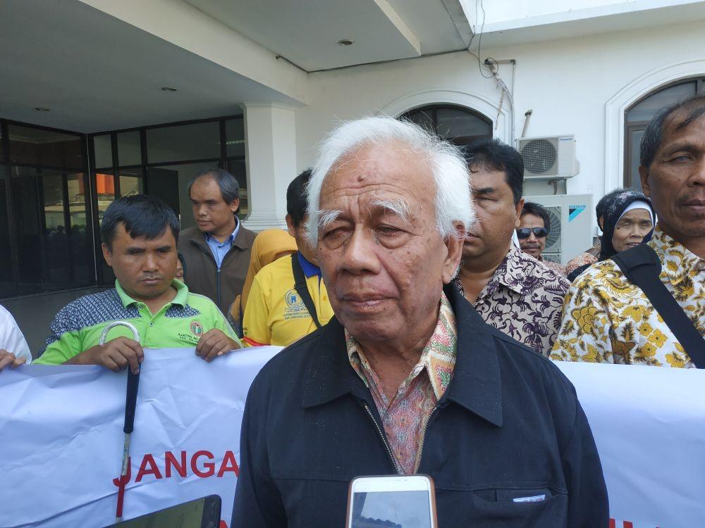 66 Tunanetra di Wyata Guna Bandung Terancam Tak Mendapat Rehabilitasi
