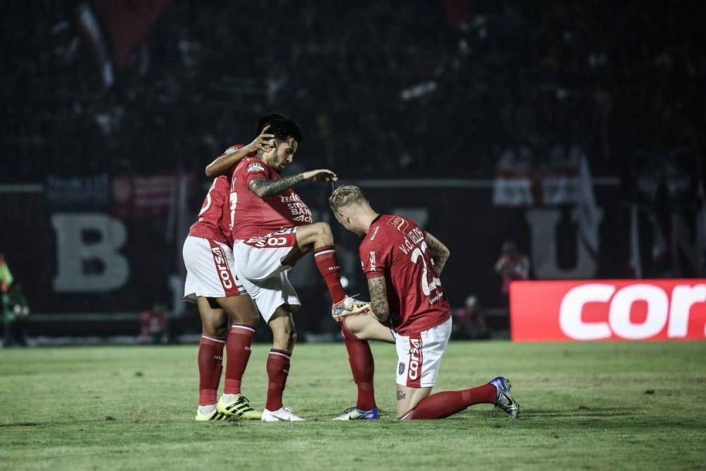 Persija vs Bali United: Serdadu Tridatu Tak Boleh Anggap Remeh Lawan