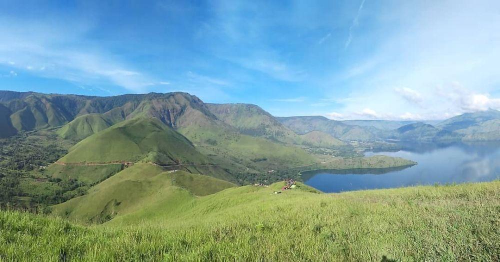 10 Tempat Wisata Paling Indah di Kawasan Danau Toba, ke Sini Yuk!