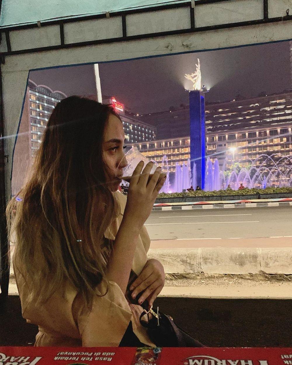 10 Inspirasi Liburan di Jakarta ala Salmafina Sunan yang Bisa Ditiru