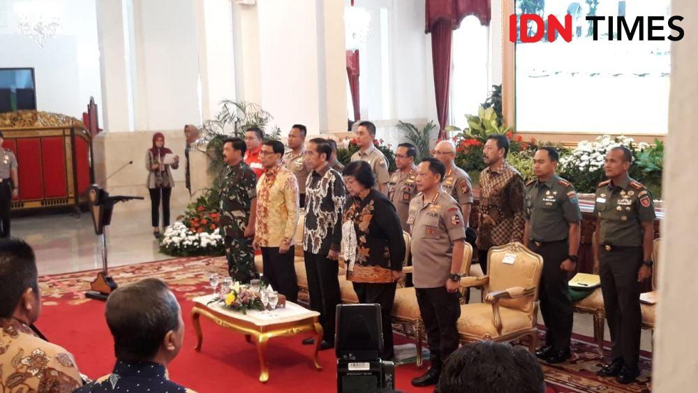 Kurangi Kebakaran Hutan dan Lahan, Jokowi Perintahkan Hal Ini