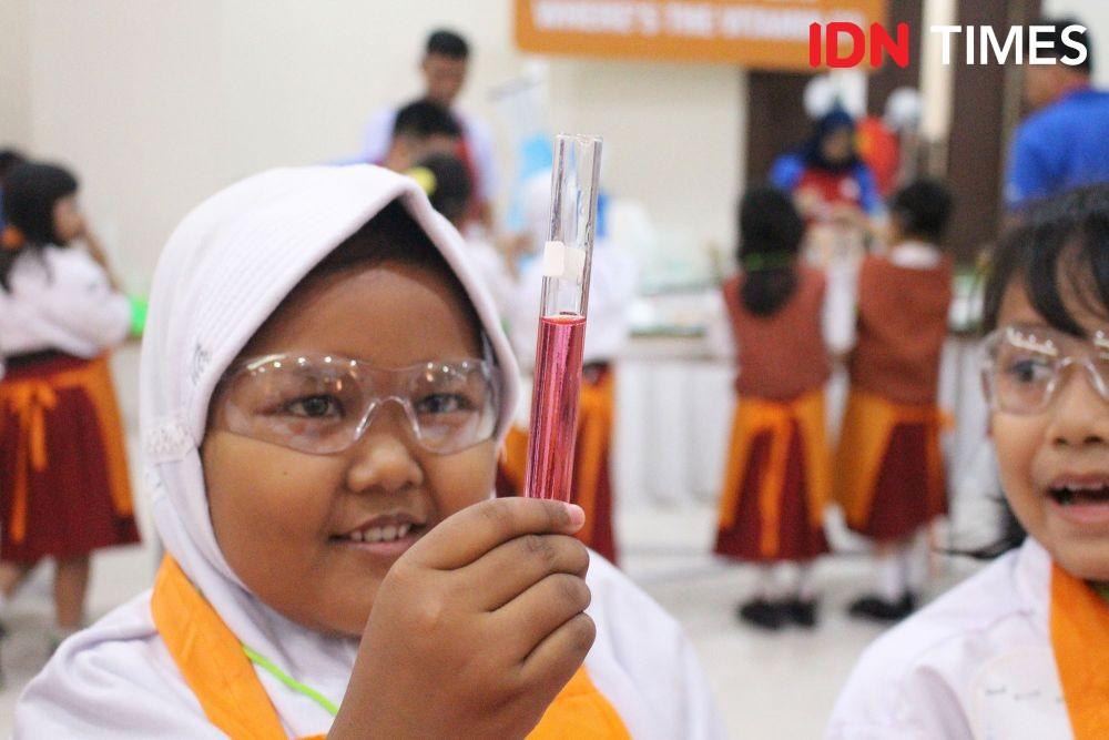BASF Kids' Lab 2019: Kenalkan Sisi Lain Kimia yang Lebih Fun pada Anak