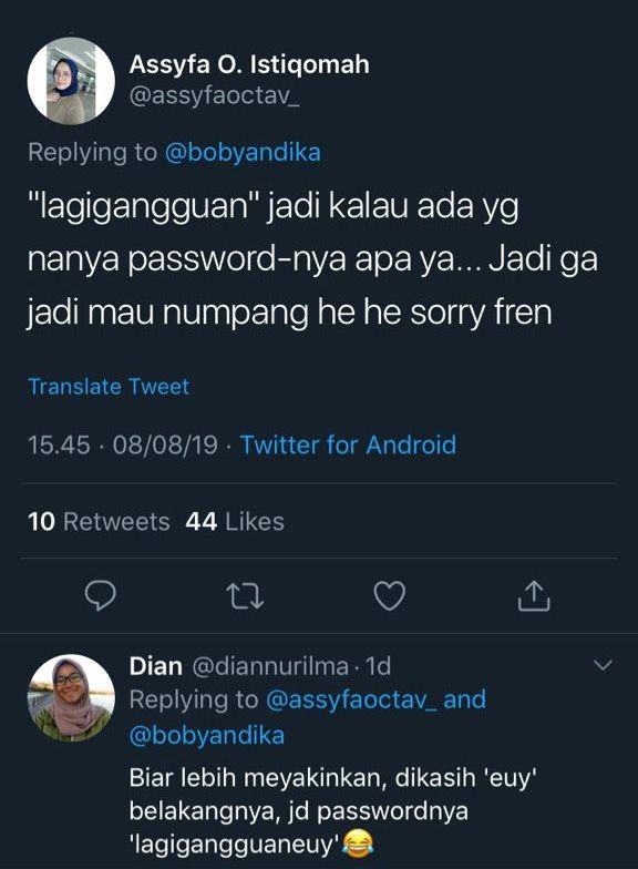 12 Password Wi-Fi Paling Kocak Karya Netizen, Bikin Salah Paham!