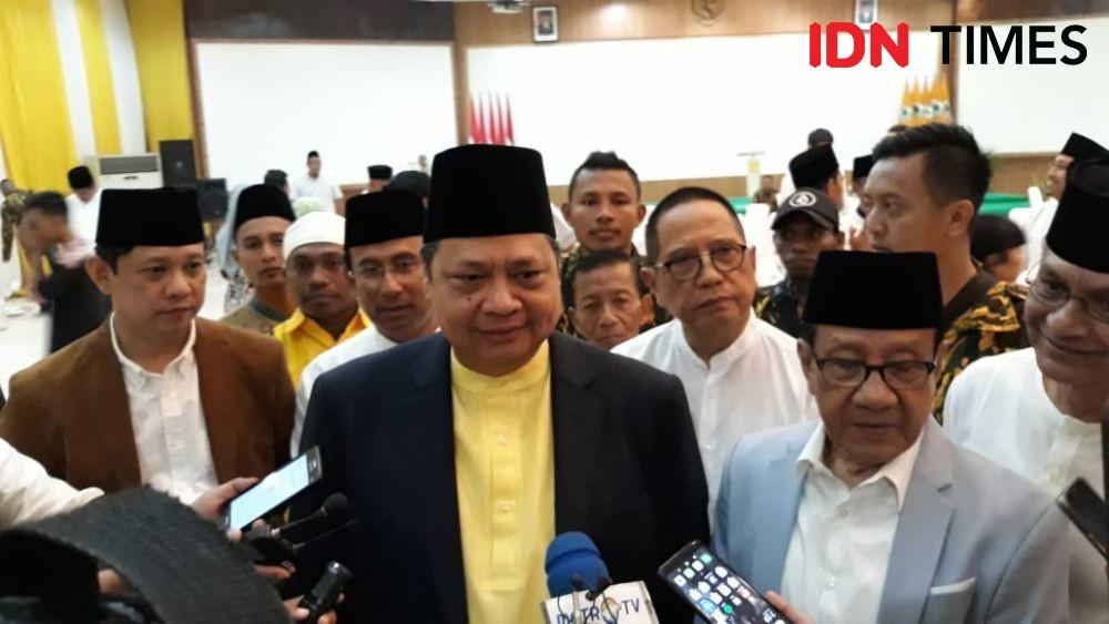 PDIP Minta Jatah Menteri Banyak, Golkar Tetap Siapkan Kader Terbaik