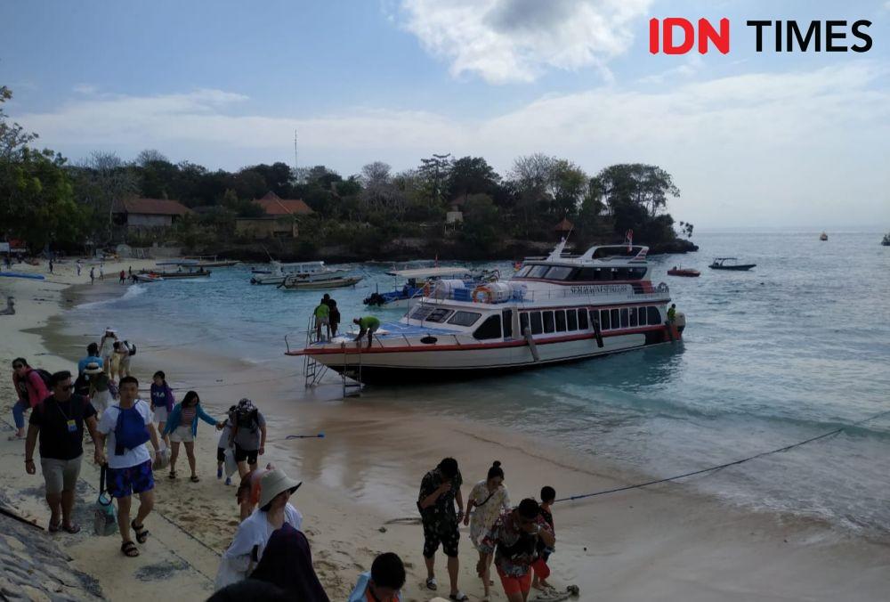 6 Perusahaan Boat Belum Setor Retribusi ke Pemkab Klungkung